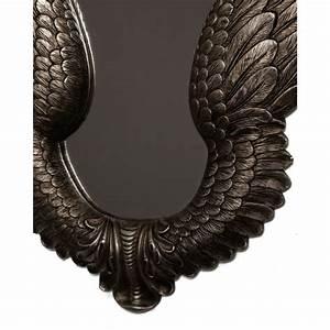 Bentley & Bo » Silver Angel Wing Mirror
