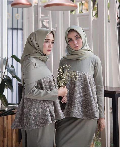 maxi set brukat kinara maxi set 120 000 bahan balotelli mix brukat all size format pemesana jilbab di 2019