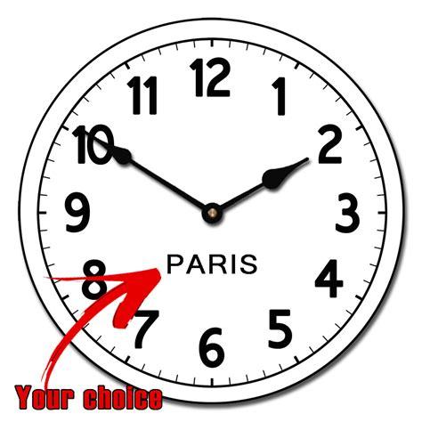 world time zone clocks big clock store