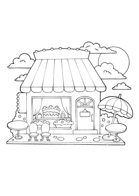 disegni da colorare di fortnite facili casa dei dolci disegno da colorare bimbi sani e belli