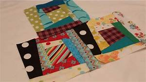paper pieced quilt block basics whitney sews youtube With how to make a quilt template