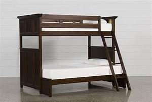 Dalton Twin Over Full Bunk Bed - Living Spaces