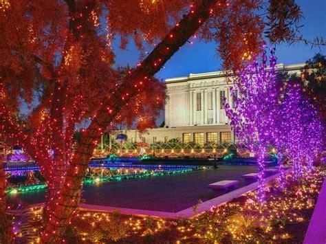 phoenix area sparkles   light displays  year