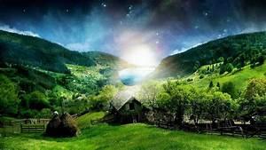 3D Beautiful Nature HD Wallpaper 2014