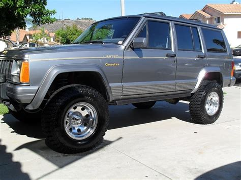 jeep cherokee xj grey whats your favorite color for cherokee 39 s jeep cherokee