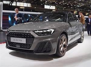 Audi Paris Est : mondial de paris 2018 audi a1 rien envier la polo ~ Medecine-chirurgie-esthetiques.com Avis de Voitures