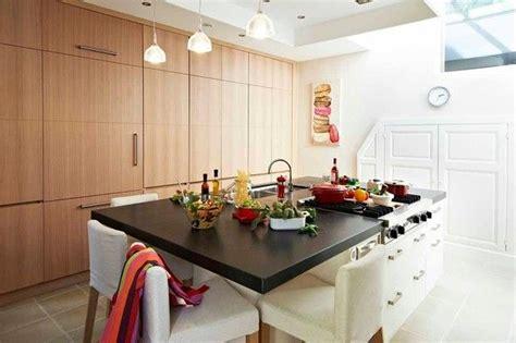 ilot de cuisine en anglais stunning modele de cuisine avec ilot central et ide de