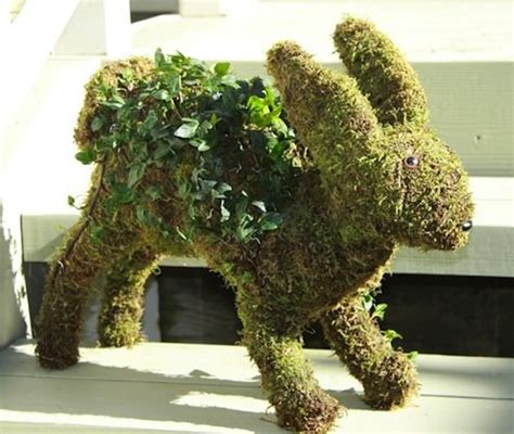 How To Make Tabletop Topiaries  Bob's Blogs