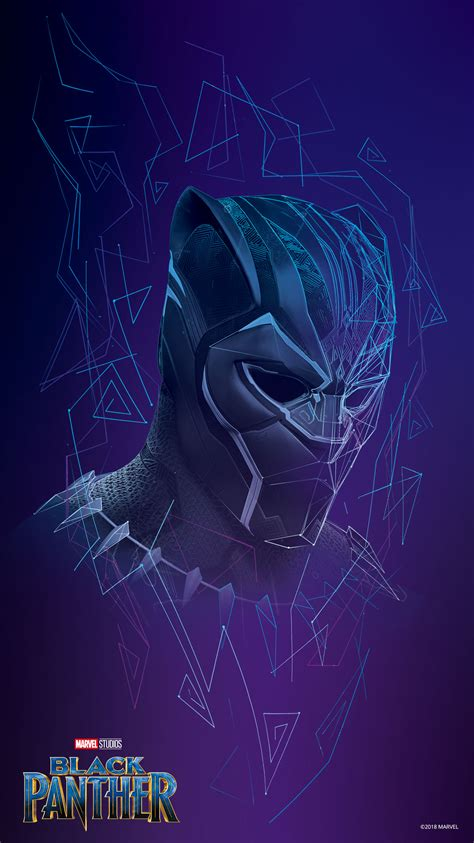 Wallpaper Iphone 8 Keren by Black Panther Hd Iphone Wallpaper Impremedia Net