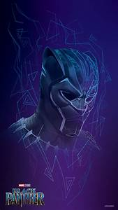 Black Panther Hd Iphone Wallpaper