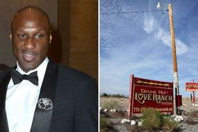 'I saved his life' Prostitute who found Lamar Odom speaks ...
