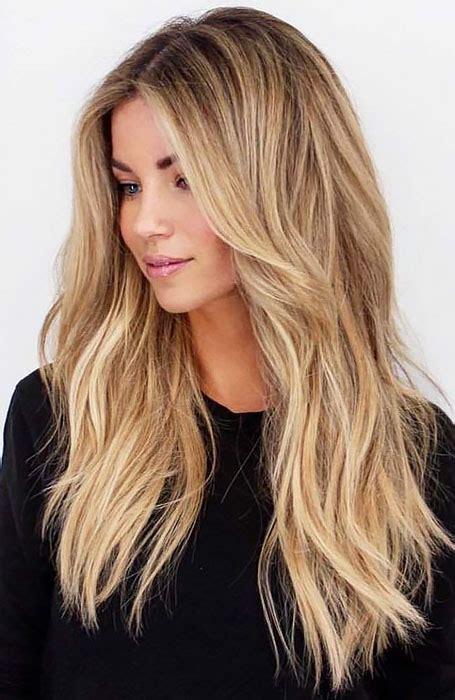 trendy long hairstyles  women  trend spotter