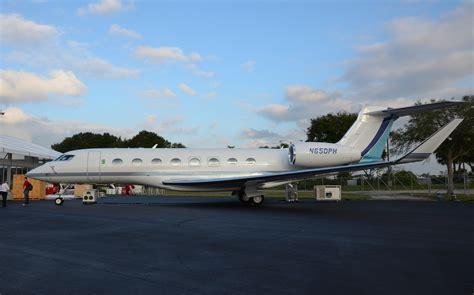 Gulfstream begin G650 deliveries