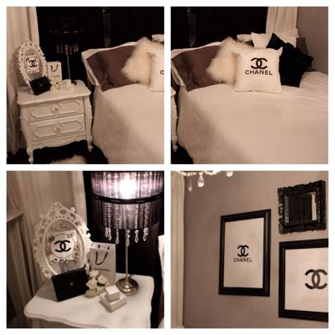 chanel themed bedroom decor my 502 best coco chanel inspired rooms images on