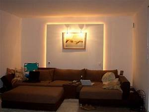 Indirekte Beleuchtung Wohnzimmer Wand : indirekte beleuchtung wohnzimmer ~ Sanjose-hotels-ca.com Haus und Dekorationen
