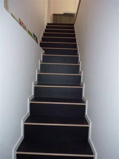 cc cuisine theron menuiserie habillage d 39 escalier beton