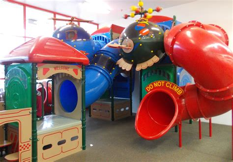 Hardware Cafes and Playgrounds at Bunnings   Sydney