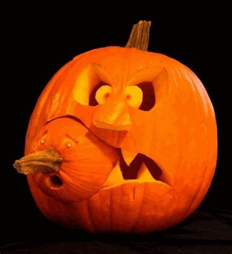 awesome carved pumpkins designs 70 cool easy pumpkin carving ideas for wonderful halloween day family holiday net guide to