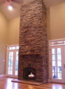 Fireplace Xtrordinair by Impressive Stone Fireplace Traditional Living Room