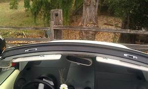 How To Disconnect The Top Sensor On A 2005 Vw Beetle