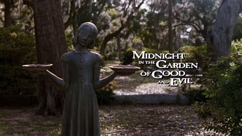 in the garden of and evil midnight in the garden of and evil dvd