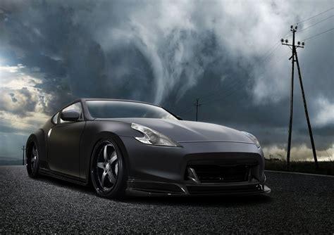 matte black cars