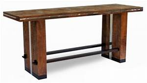 Pub table bench, long bar height tables rustic bar height