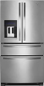 Whirlpool Wrx735sdbm Refrigerator Manual