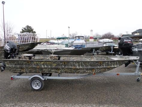 War Eagle Boats In Michigan by War Eagle 648ldv 21 Boats For Sale In Michigan