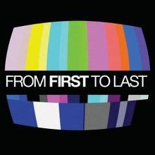 From First To Last (album) Wikipedia