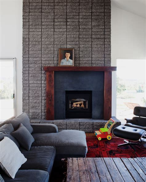 inspired sears electric fireplace  kitchen traditional