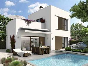 modern villas for sale in la marina costa blanca With beautiful maison toit plat en l 7 maison de ville avec piscine toit plat