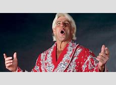 You can see pro wrestling legend Ric Flair in Vancouver