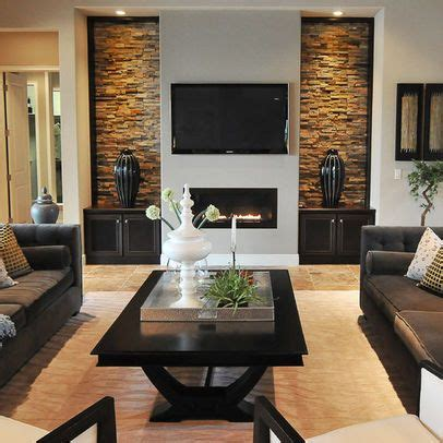 Wohnzimmer Wand Steine by Fantastic Contemporary Living Room Designs Renovation