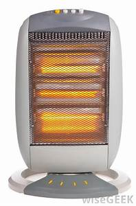 What Is A Halogen Heater   With Picture