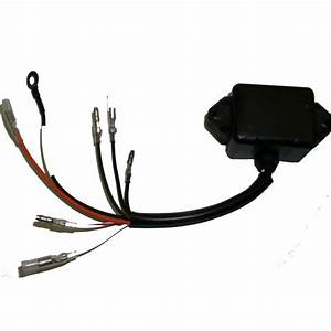 Cdi Electronics Yamaha Outboard Ignition Pack 2 Cyl 117
