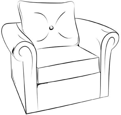 comment dessiner un canapé en perspective comment dessiner un fauteuil