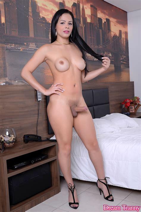 Tranny Nurse Bruna Castro Gets Naked For You Dream Tranny