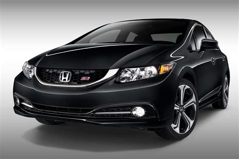 Boulgom Si E Auto Honda Civic Si 2015 Sedan