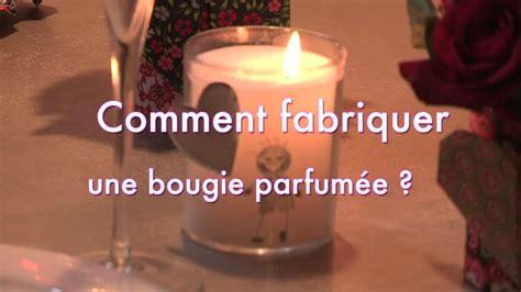 comment faire une bougie parfumee comment fabriquer une bougie parfum 233 e sur deco fr