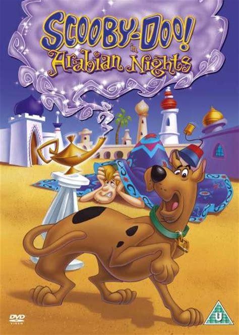scooby doo   arabian nights dvd zavvi