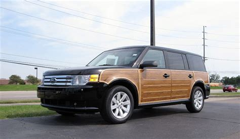 ford flex deemed future collectible  nahc   agree