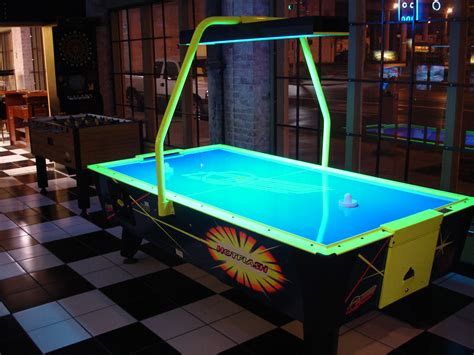 arcade quality air hockey table roy moore and his reign of air hockey terror