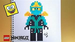 Pixel Art Voiture Facile : pixel art lloyd ninjago youtube avec maxresdefault et pixel art ninjago facile 0 1280x720px ~ Maxctalentgroup.com Avis de Voitures