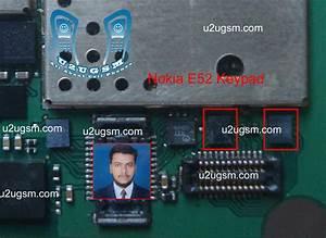 All Cellular Mobile Repair Solution  Nokia E52 Keypad