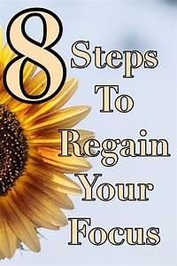 Regain Focus - Stay On Track