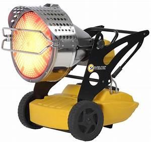 Chauffage D Appoint Fioul : chauffage mobile au fuel rayonnement infrarouge flash 1 ~ Dailycaller-alerts.com Idées de Décoration