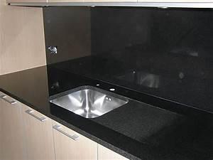 Plan De Travail Com : plan de travail en granit exemples de r alisations en photo ~ Melissatoandfro.com Idées de Décoration