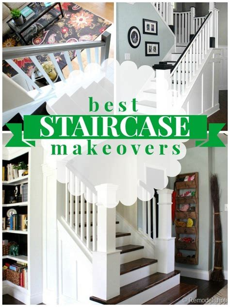 restaining banister remodelaholic diy stair banister makeover using gel stain