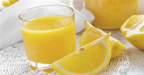 juices   citric acid livestrongcom